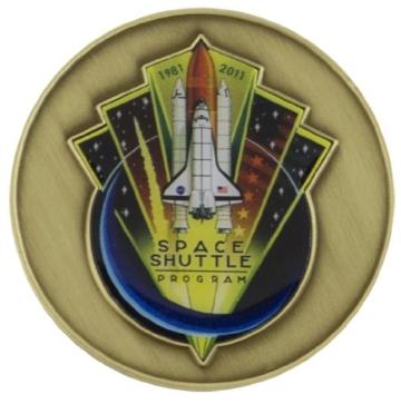 Fisher Space Pen Shuttle Pen chrom - Sonder Edition - 4