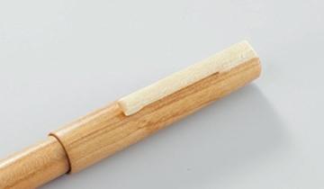Füller mit Konverter aus Holz