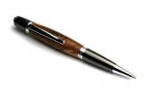 Formschöner Handgedrechselter Kugelschreiber Weinrebe