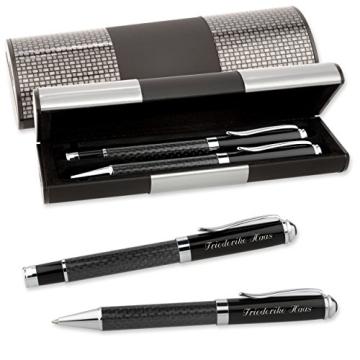 Hochwertiger Kugelschreiber mit Gravur