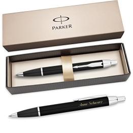 PARKER Kugelschreiber in Box mit Gravur