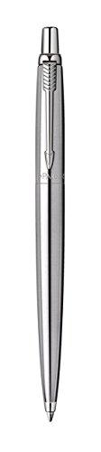 Parker S0705560 Jotter-Kugelschreiber (Edelstahl mit Chromverzierung, Geschenkbox) - 2