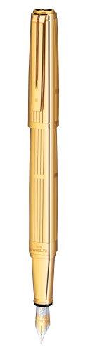 Teurer Luxus Waterman Füllfederhalter aus Gold