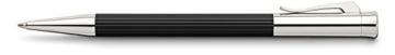 Graf von Faber-Castell 141580 Drehkugelschreiber Initio, schwarz - 1