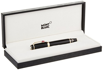 Montblanc MB 3665 Boheme Fountain Pen - 2