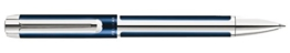 Pelikan 954925 Kugelschreiber Pura K40, blau-silber - 1