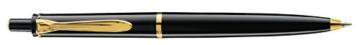 Pelikan 982645 Druckkugelschreiber Classic K 150, 1 Stück, schwarz - 1