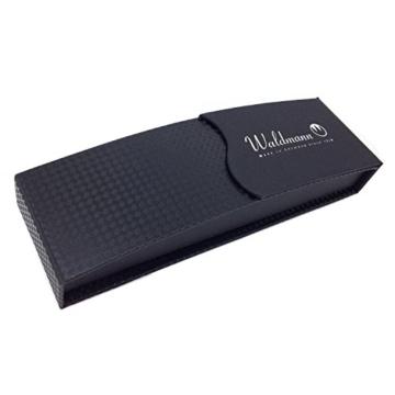 Waldmann Kugelschreiber Pocket, schwarz, Sterling Silber - 2