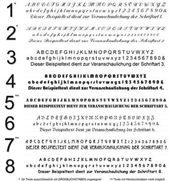 WATERMAN Kugelschreiber GRADUATE Chrom C.C. S0038260 mit persönlicher Laser-Gravur - 3