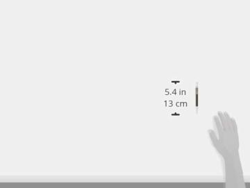 Graf von Faber-Castell Kugelschreiber Classic Platiniert–Ebenholz Kugelschreiber Grenadilla - 2