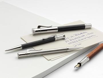 Graf von Faber-Castell platiniertes Classic Kugelschreiber Kugelschreiber Platinum Plated - 2